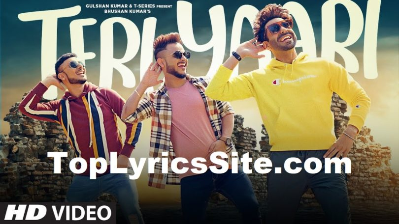 Teri Yaari Lyrics