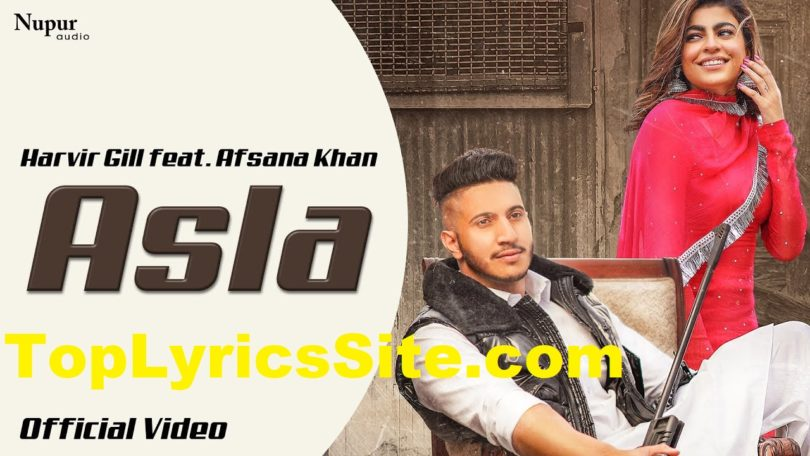 Asla Lyrics