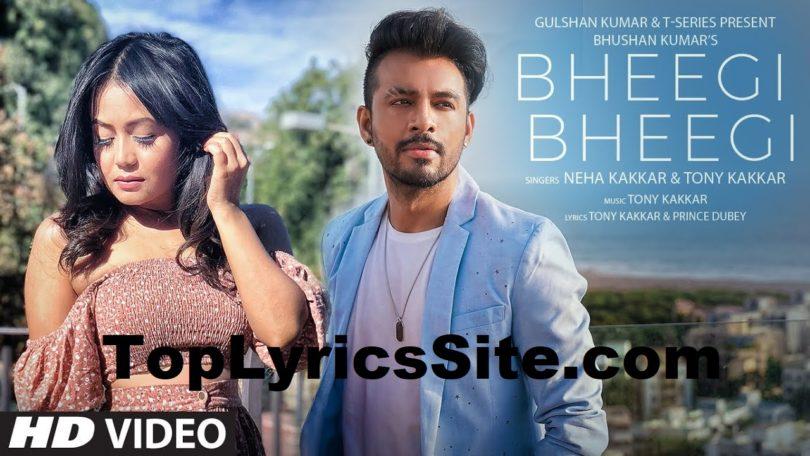 Bheegi Bheegi Lyrics