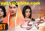 Hoor Pari OST Lyrics