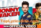 Jonny Waker Lyrics