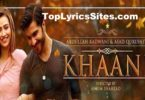 Khaani OST Lyrics
