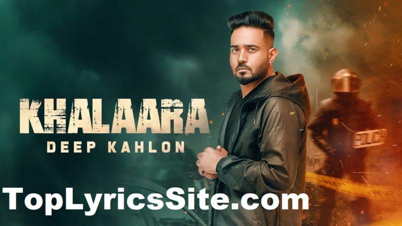 Khalaara lyrics
