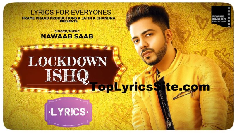 Lockdown Ishq Lyrics