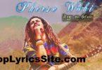 Phirse Wohi Lyrics