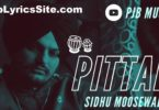 Pittal Lyrics