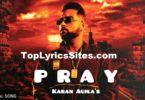 Pray Lyrics