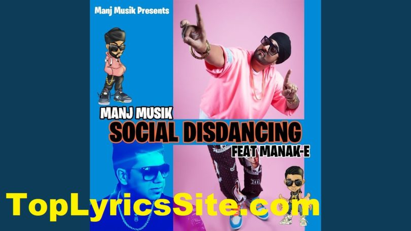 Social Disdancing Lyrics