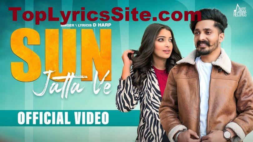 Sun Jatta Ve Lyrics