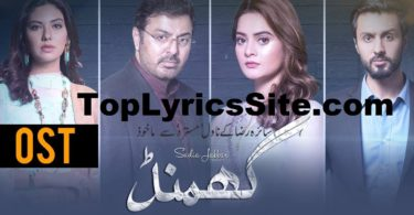 Tu kiya Jaane (Ghamand) OST Lyrics