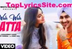 Wah Wah Jatta Lyrics