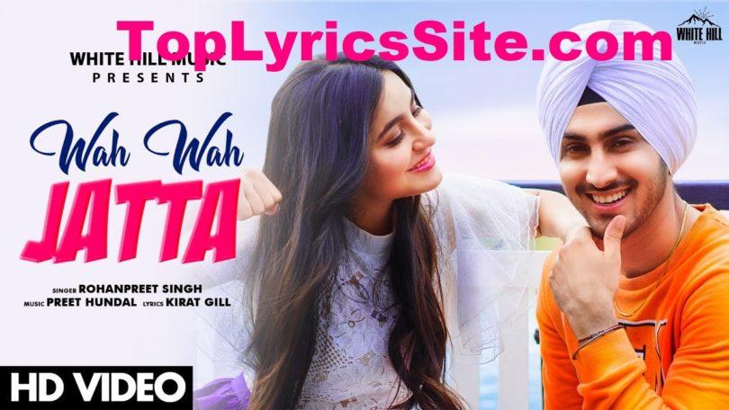 Wah Wah Jatta Lyrics