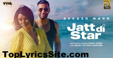 jatt di star lyrics