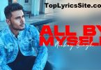 All By Myself Lyrics