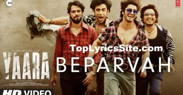 Beparvah Lyrics
