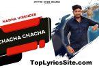 Chacha Chacha Lyrics