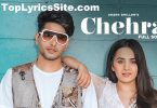 Chehra Lyrics