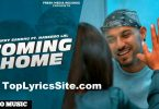 Coming Home Lyrics