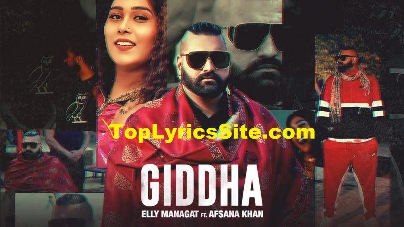 Giddha Lyrics