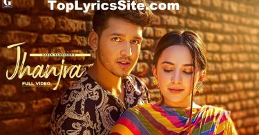 Jhanjra Lyrics