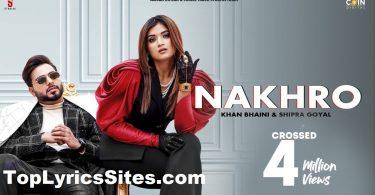 Nakhro Lyrics