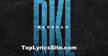 BKL Lyrics