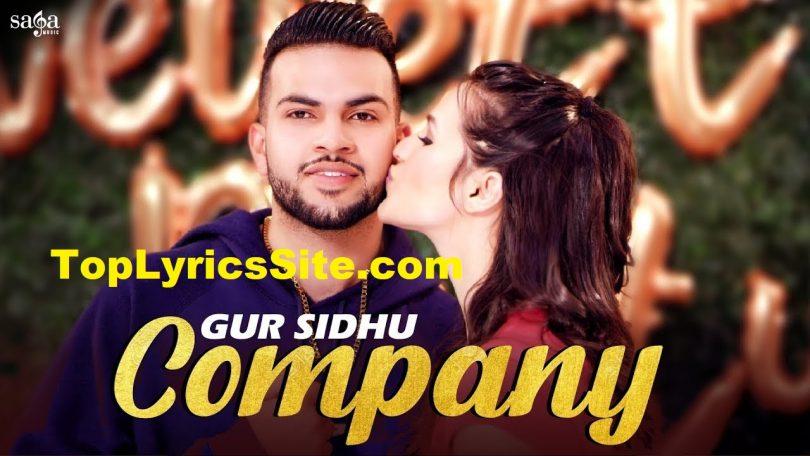 Company Lyrics