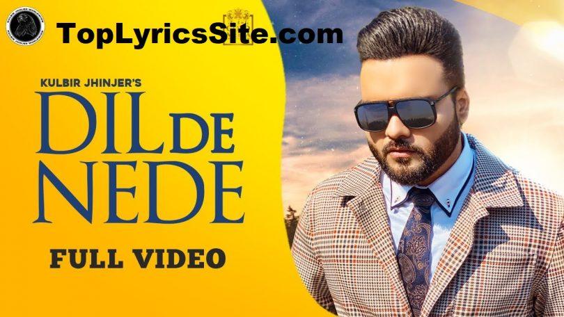 Dil De Nede Lyrics