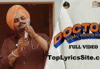 Doctor Lyrics