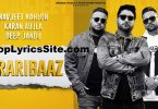 Graribaaz Lyrics