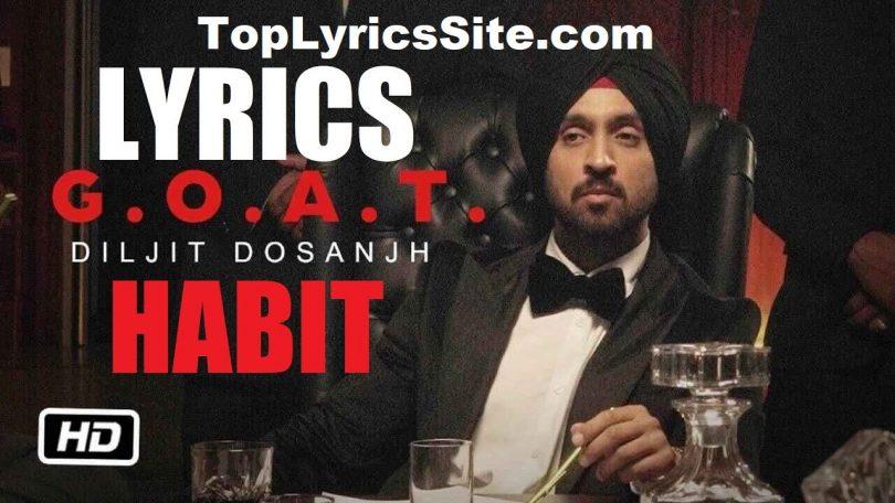 Habit Lyrics