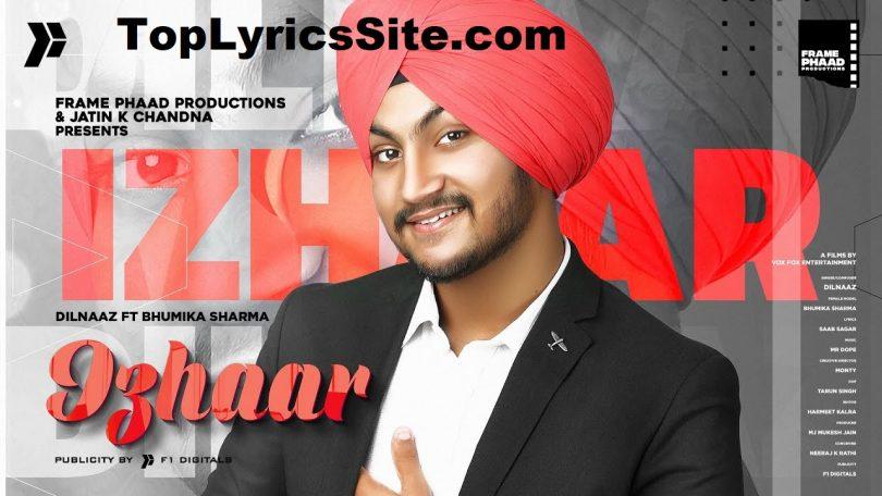 Izhaar Lyrics