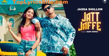 Jatt Jaffe Lyrics