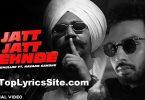 Jatt Jatt Kehnde Lyrics