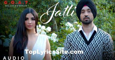 Jatti Lyrics