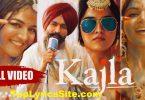 Kajla Lyrics