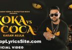 Koka Vs Coca Lyrics
