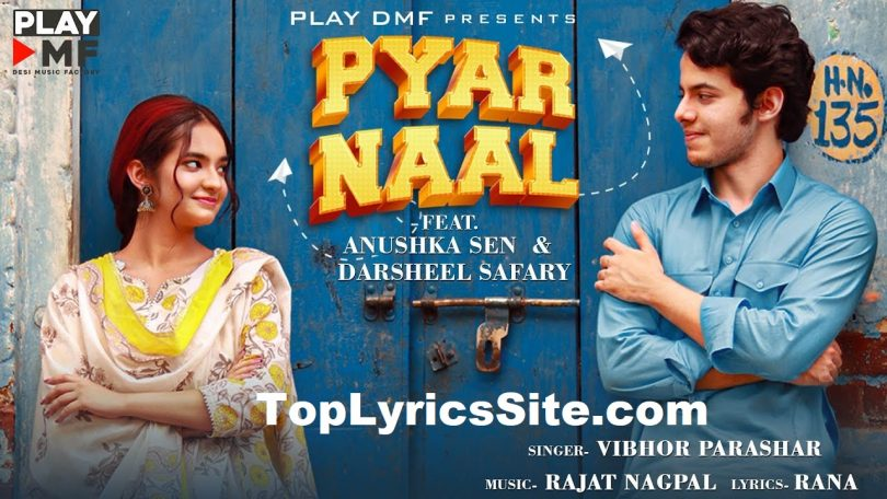 Pyar Naal Lyrics