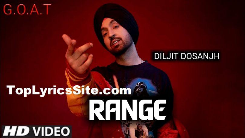 Range Lyrics