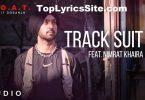 Track Suit Lyrics