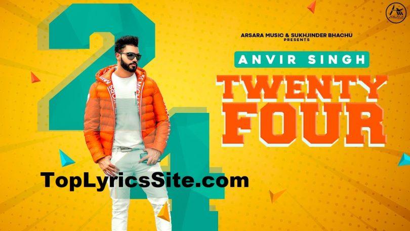 Twenty Four Lyrics