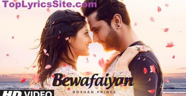 Bewafaiyan Lyrics