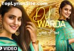 Dil Warda Lyrics