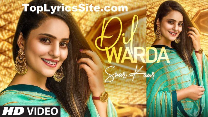 Dil Warda Lyrics