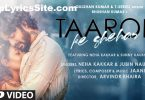 Taaron Ke Shehar Lyrics