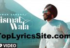 Kismat Wala Lyrics