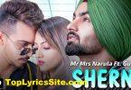Sherni Lyrics