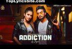 Addiction Lyrics
