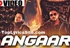 Angaar Lyrics