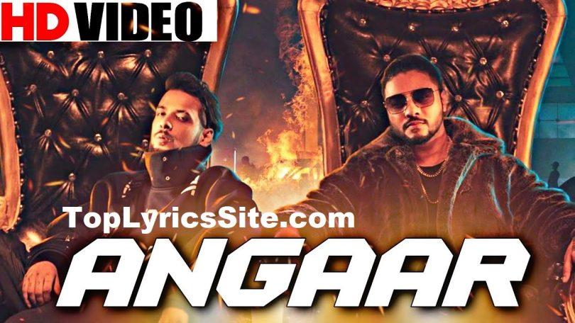 Angaar Lyrics